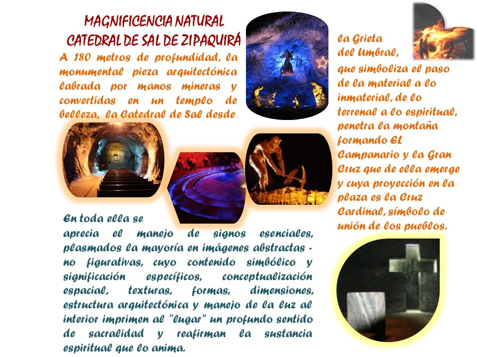 MAGNIFICENCIA NATURAL CATEDRAL DE SAL DE ZIPAQUIRÁ