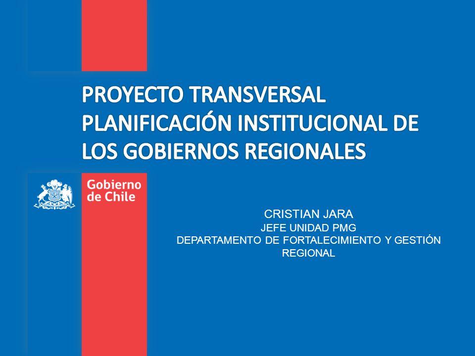 DEPARTAMENTO DE FORTALECIMIENTO Y GESTIÓN REGIONAL