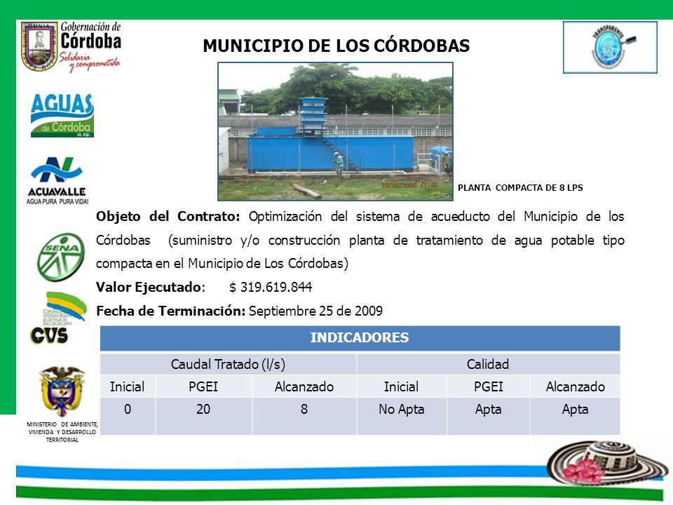 MUNICIPIO DE LOS CÓRDOBAS