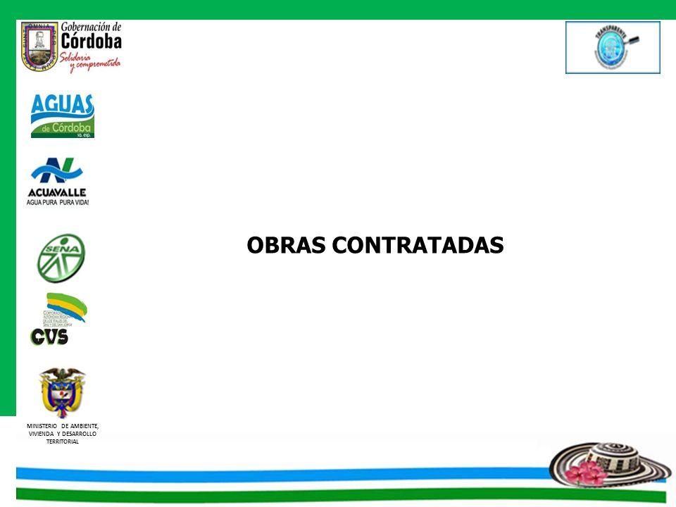 OBRAS CONTRATADAS
