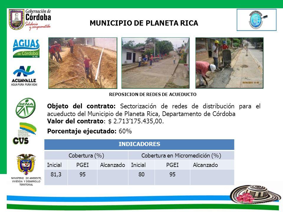 MUNICIPIO DE PLANETA RICA