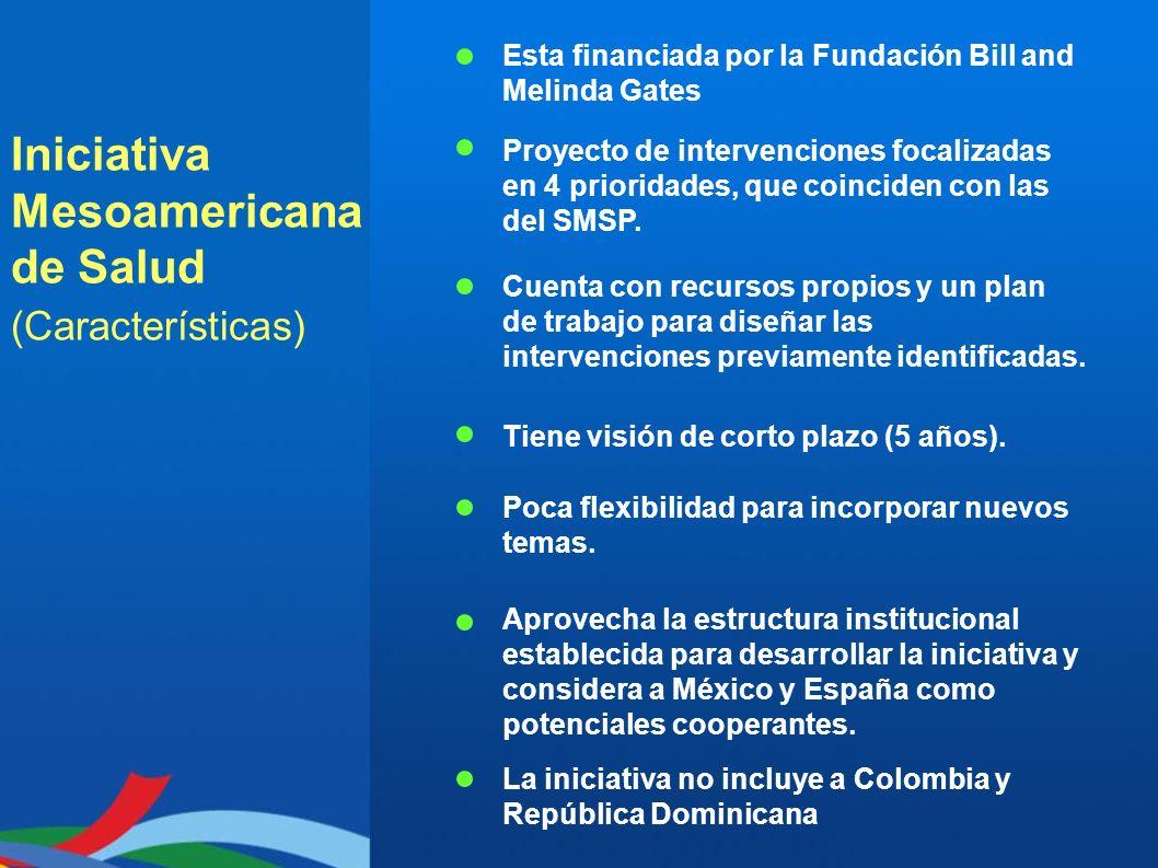 Iniciativa Mesoamericana de Salud