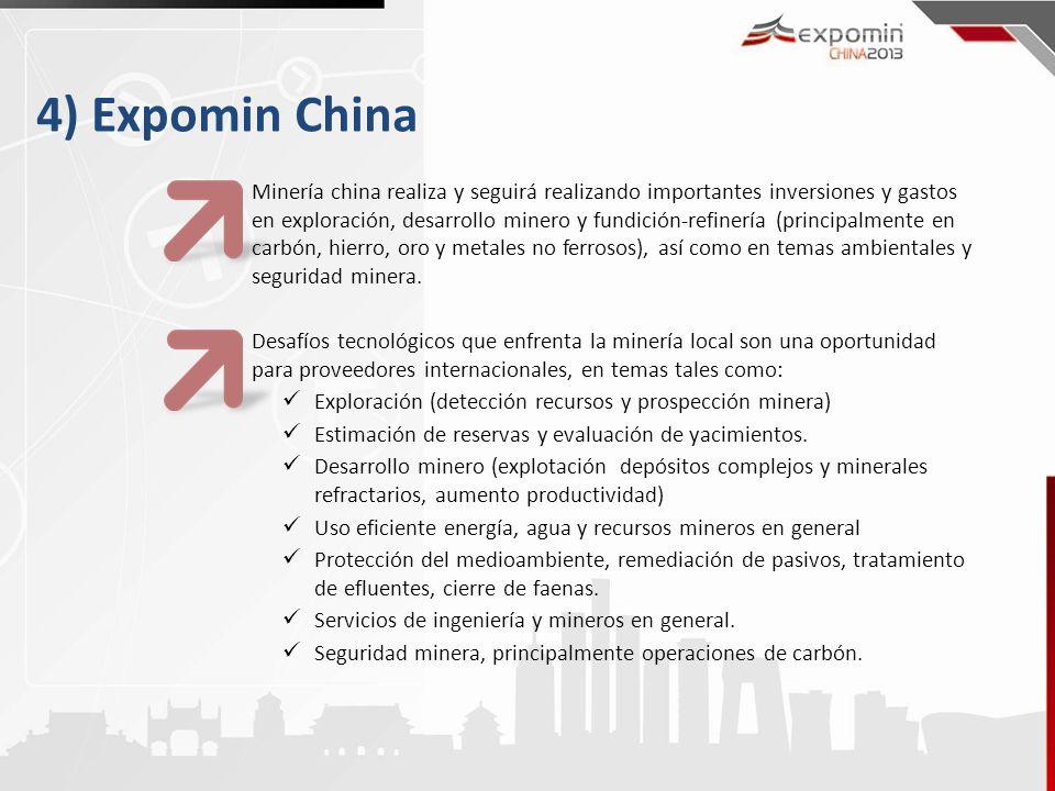 4) Expomin China