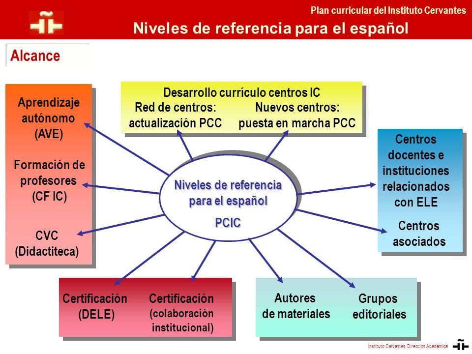 Centros docentes e instituciones