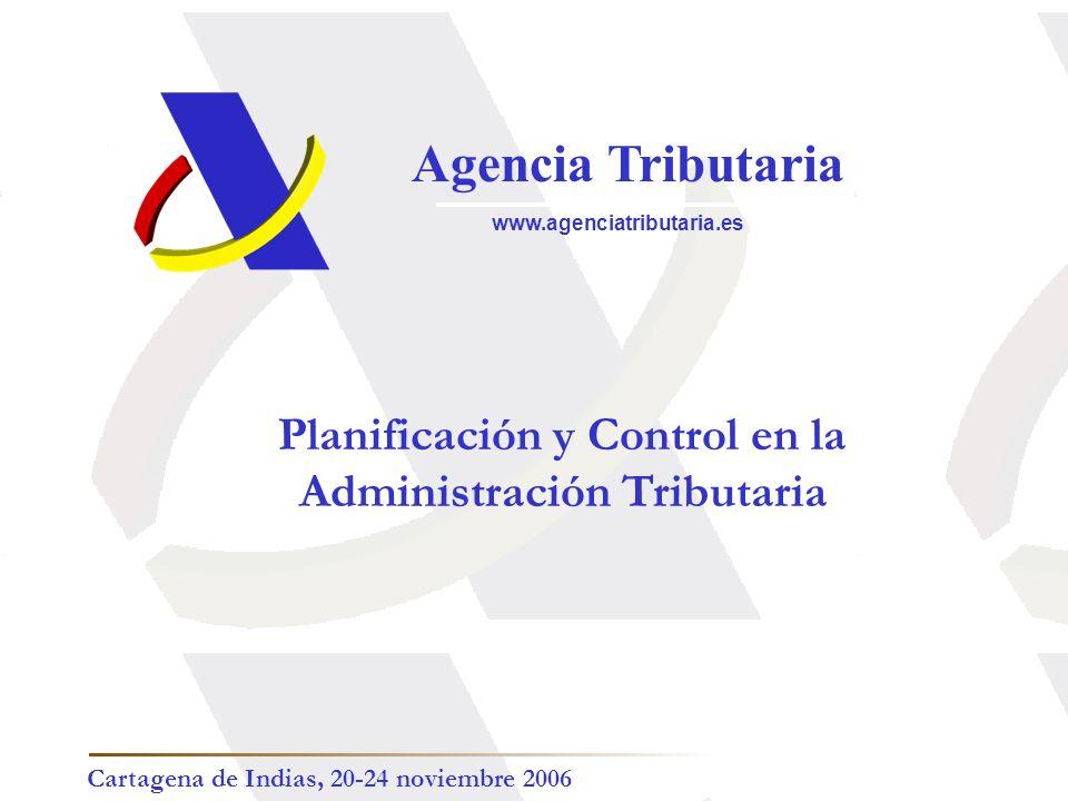 Planificación y Control en la Administración Tributaria