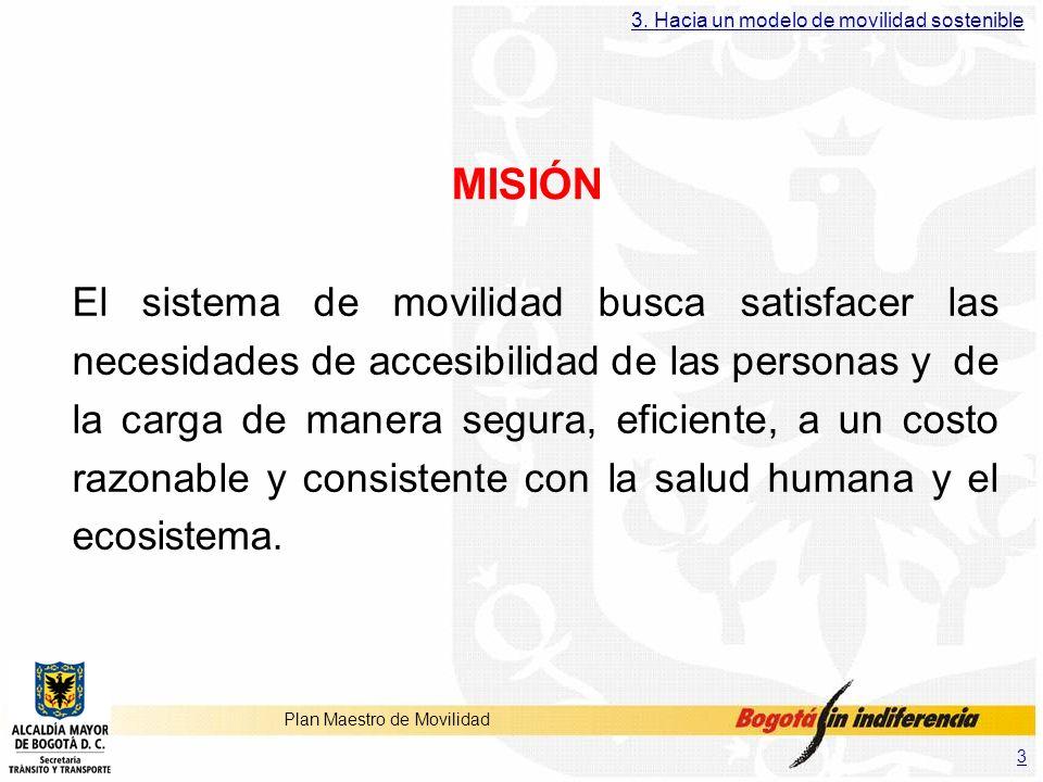 3. Hacia un modelo de movilidad sostenible
