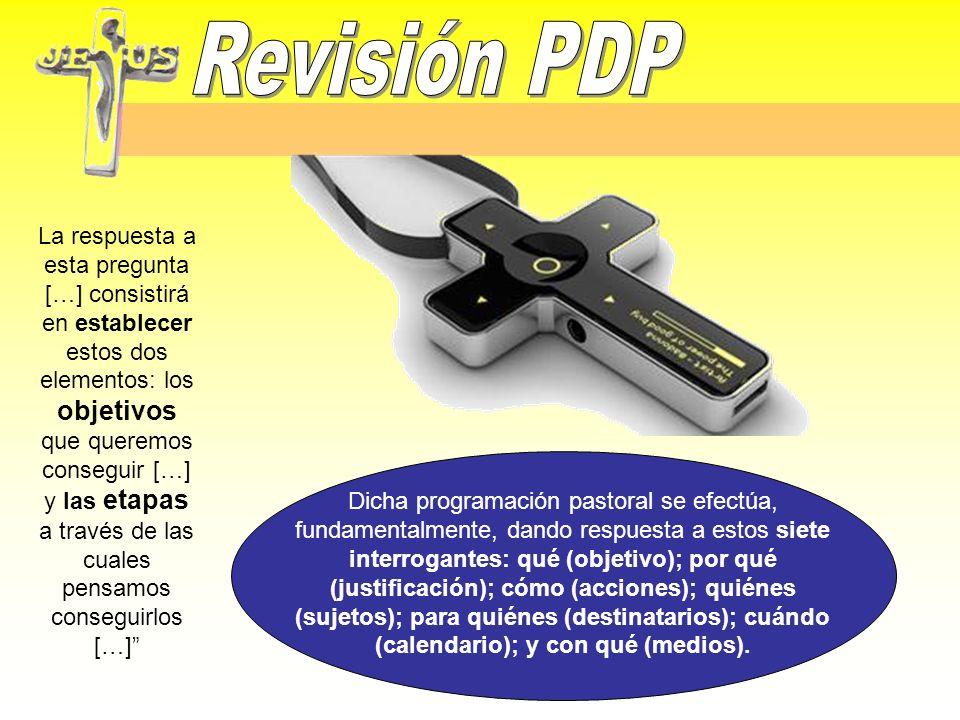 Revisión PDP