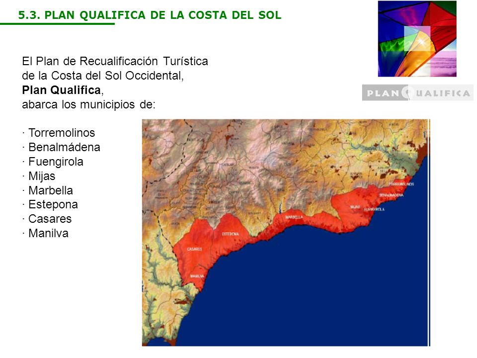 El Plan de Recualificación Turística de la Costa del Sol Occidental,