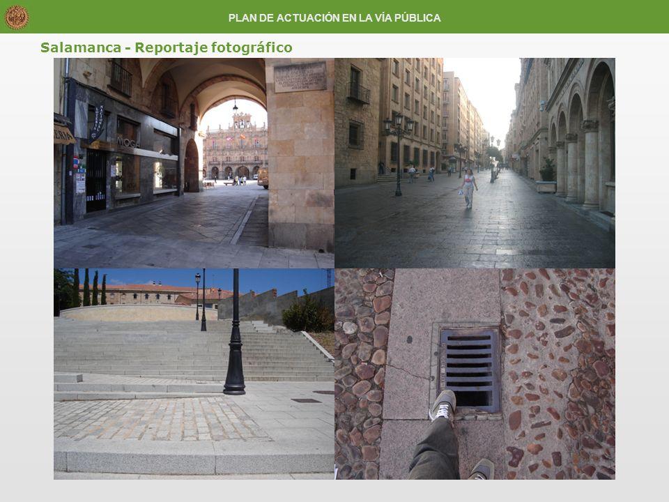 Salamanca - Reportaje fotográfico