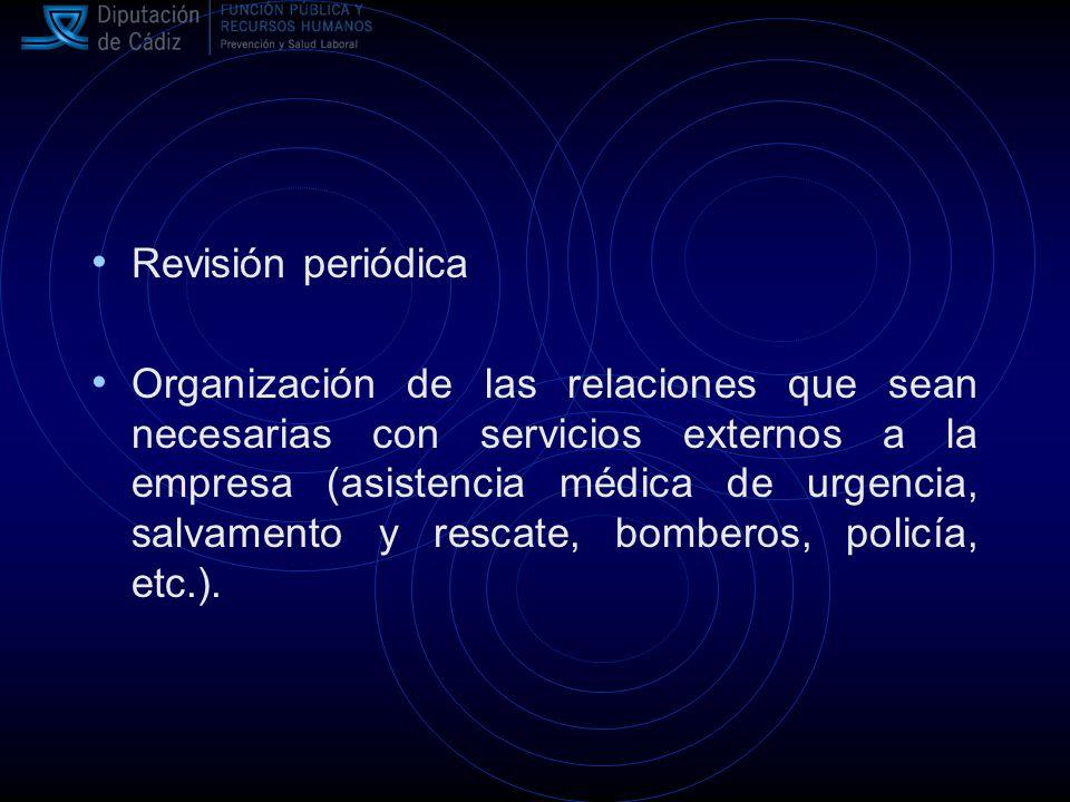 Revisión periódica
