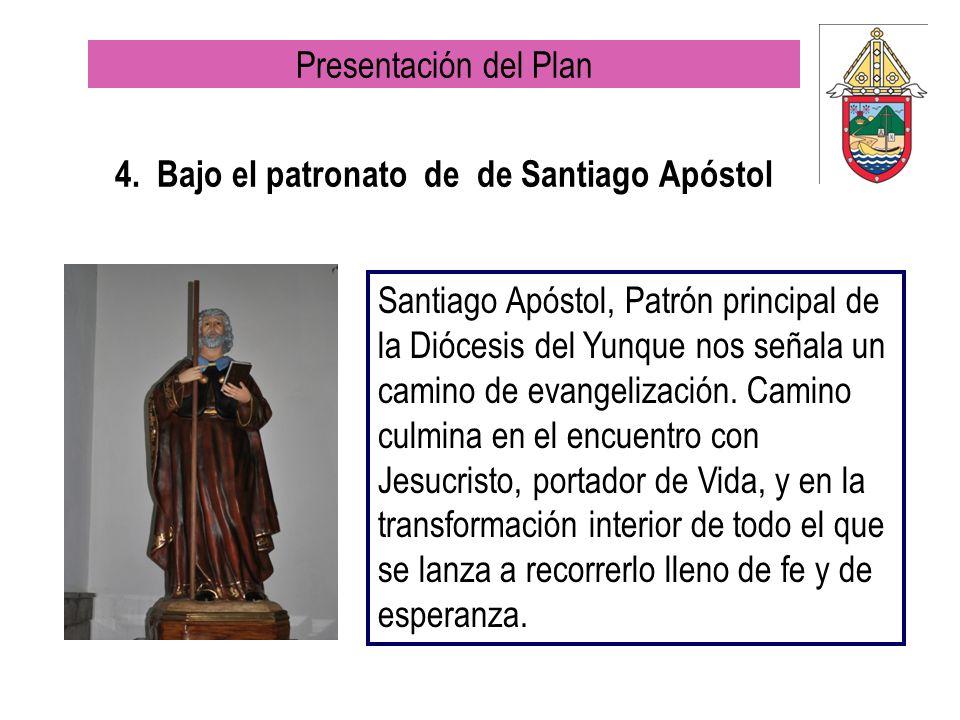 4. Bajo el patronato de de Santiago Apóstol