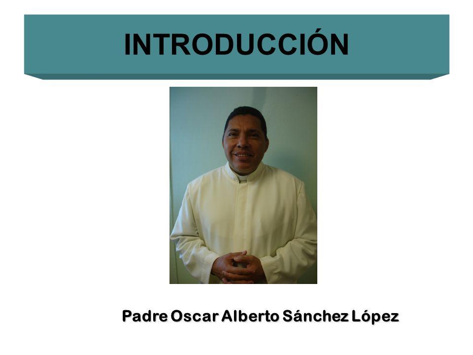 Padre Oscar Alberto Sánchez López