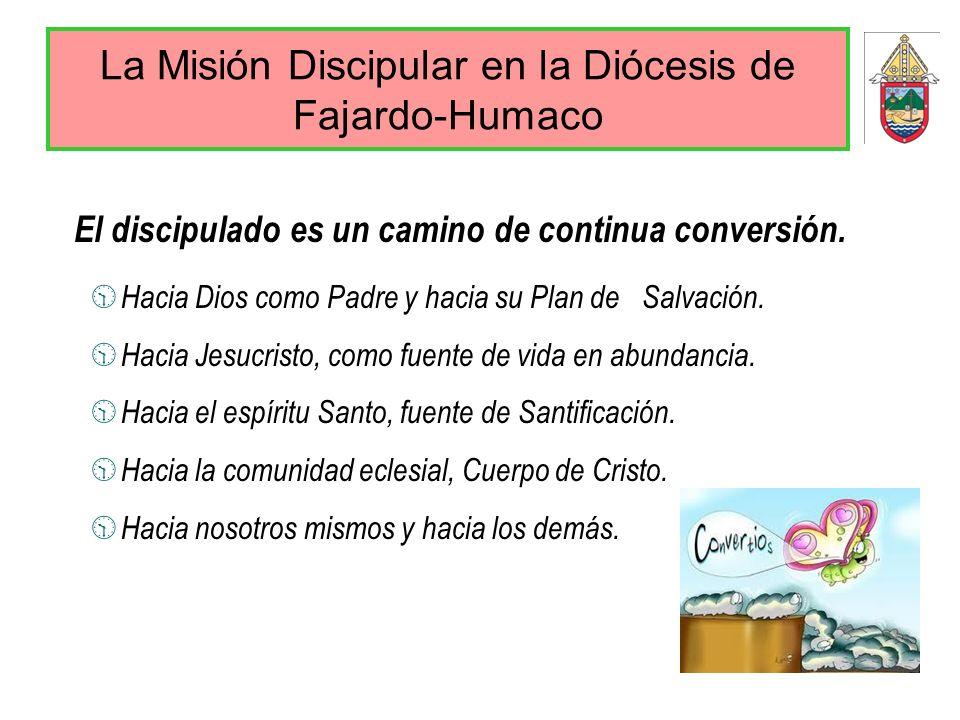 La Misión Discipular en la Diócesis de Fajardo-Humaco