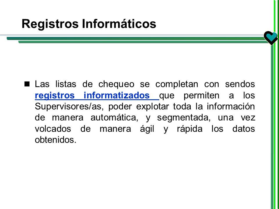 Registros Informáticos