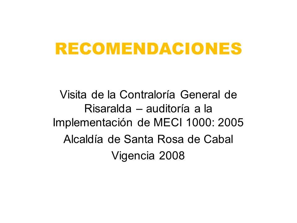 Alcaldía de Santa Rosa de Cabal