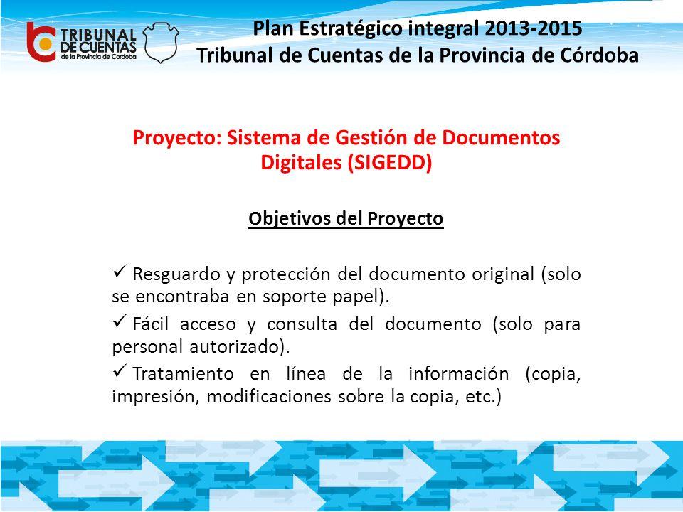 Proyecto: Sistema de Gestión de Documentos Digitales (SIGEDD)