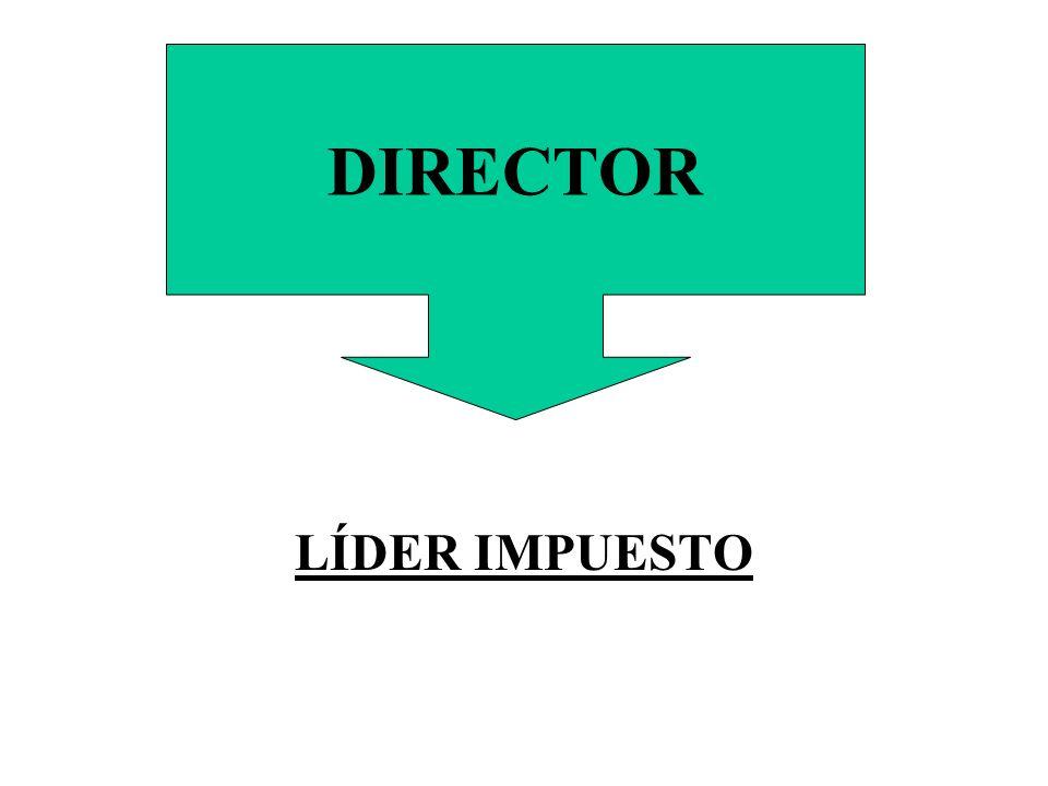 DIRECTOR LÍDER IMPUESTO