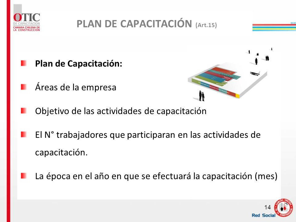 PLAN DE CAPACITACIÓN (Art.15)
