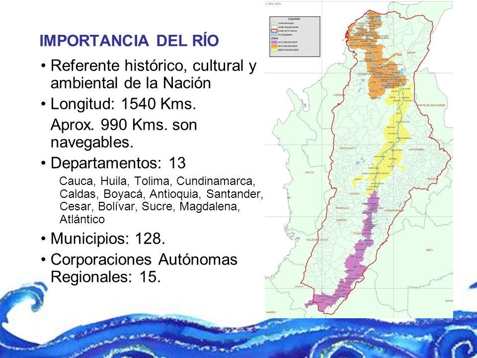 Referente histórico, cultural y ambiental de la Nación