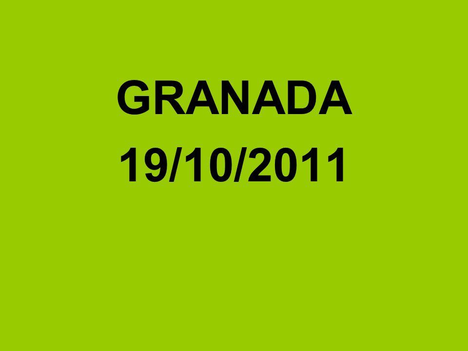GRANADA 19/10/2011