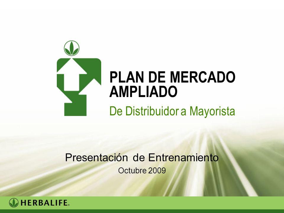 Presentación de Entrenamiento Octubre 2009