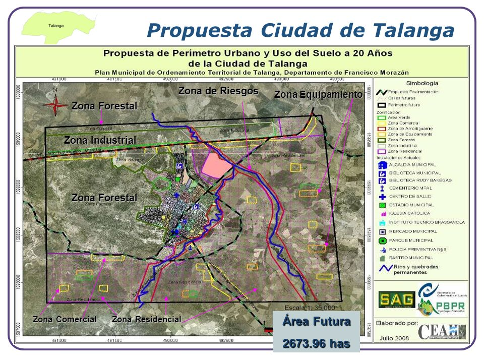 Propuesta Ciudad de Talanga