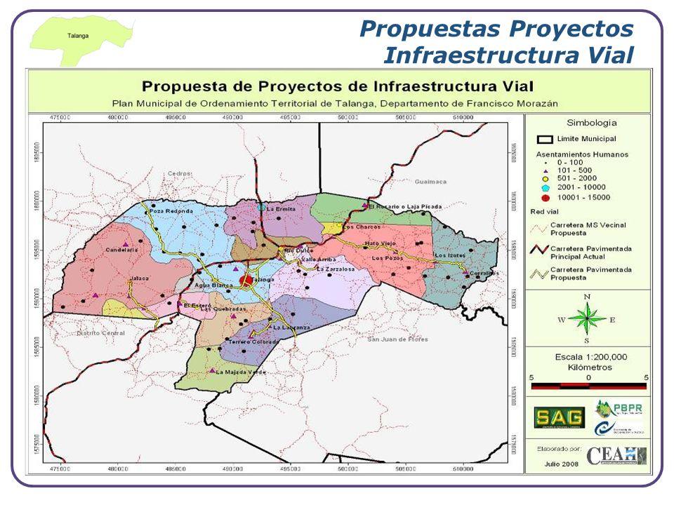 Propuestas Proyectos Infraestructura Vial