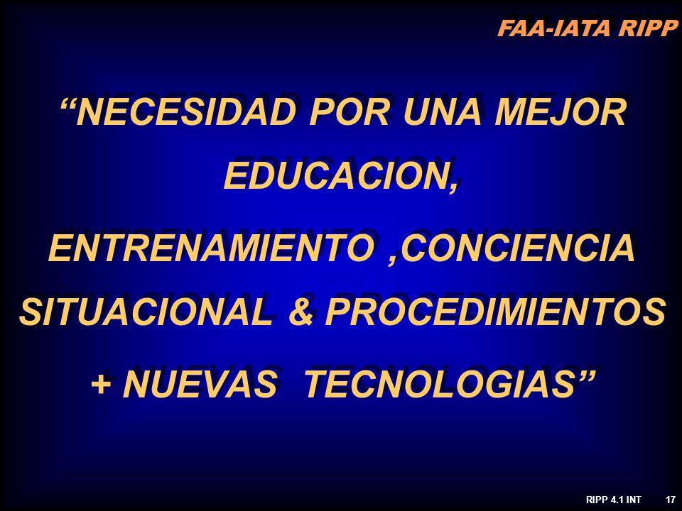 NECESIDAD POR UNA MEJOR EDUCACION,