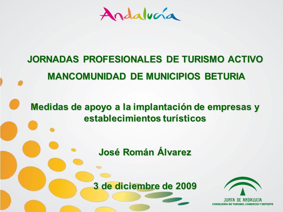JORNADAS PROFESIONALES DE TURISMO ACTIVO