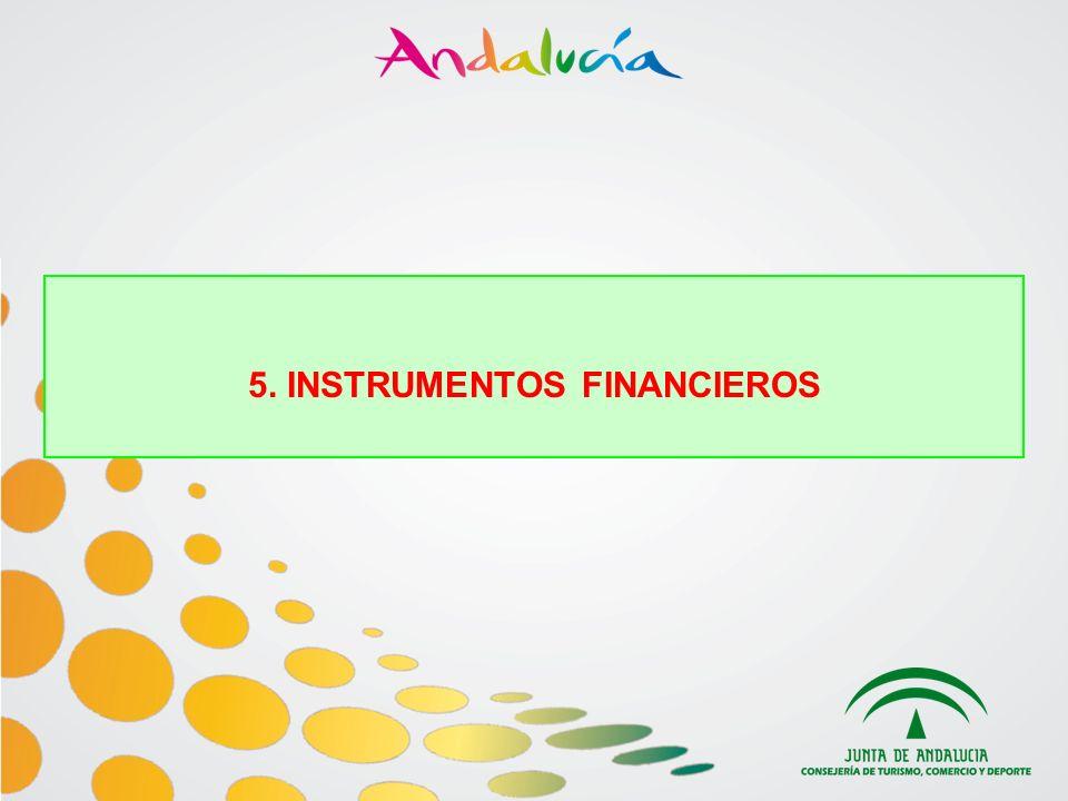5. INSTRUMENTOS FINANCIEROS