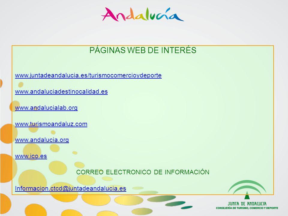 CORREO ELECTRONICO DE INFORMACIÓN