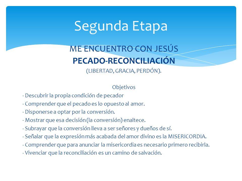 PECADO-RECONCILIACIÓN