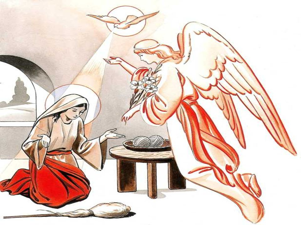 > La Sombra del Altísimo posó sobre María: