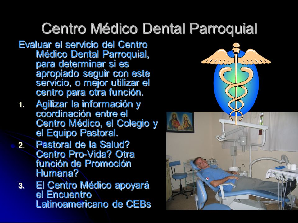 Centro Médico Dental Parroquial