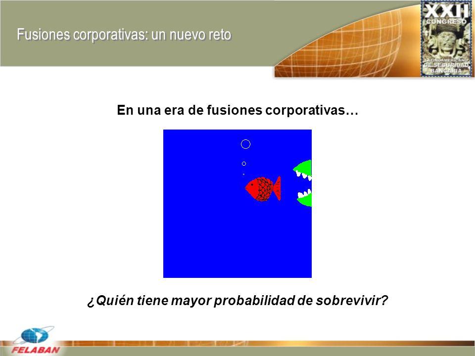 Fusiones corporativas: un nuevo reto