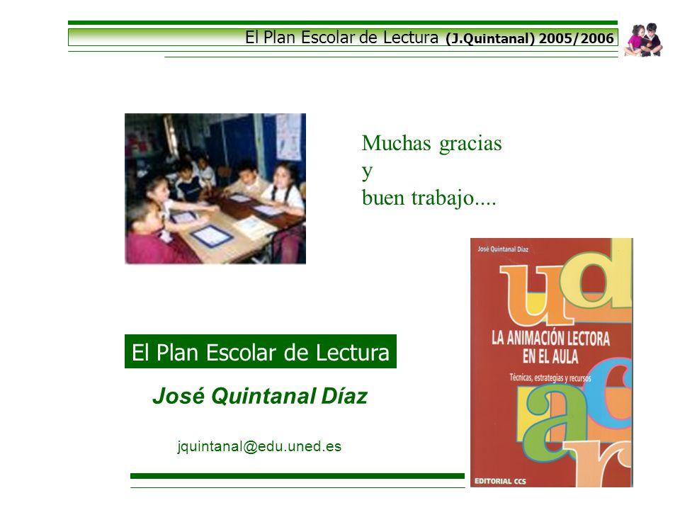 El Plan Escolar de Lectura