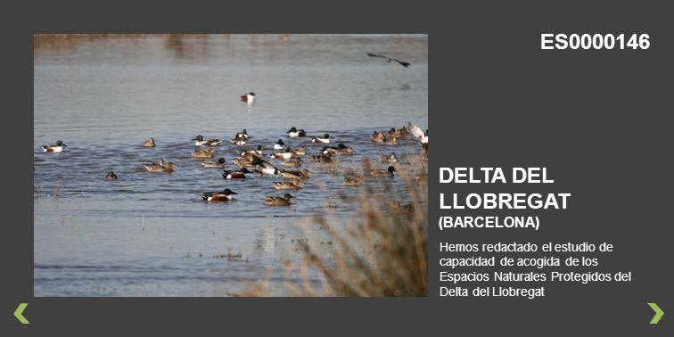 ES0000146 DELTA DEL LLOBREGAT (BARCELONA)