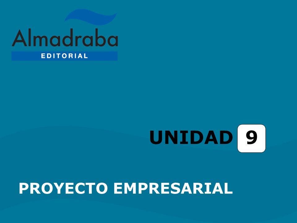 UNIDAD 9 PROYECTO EMPRESARIAL