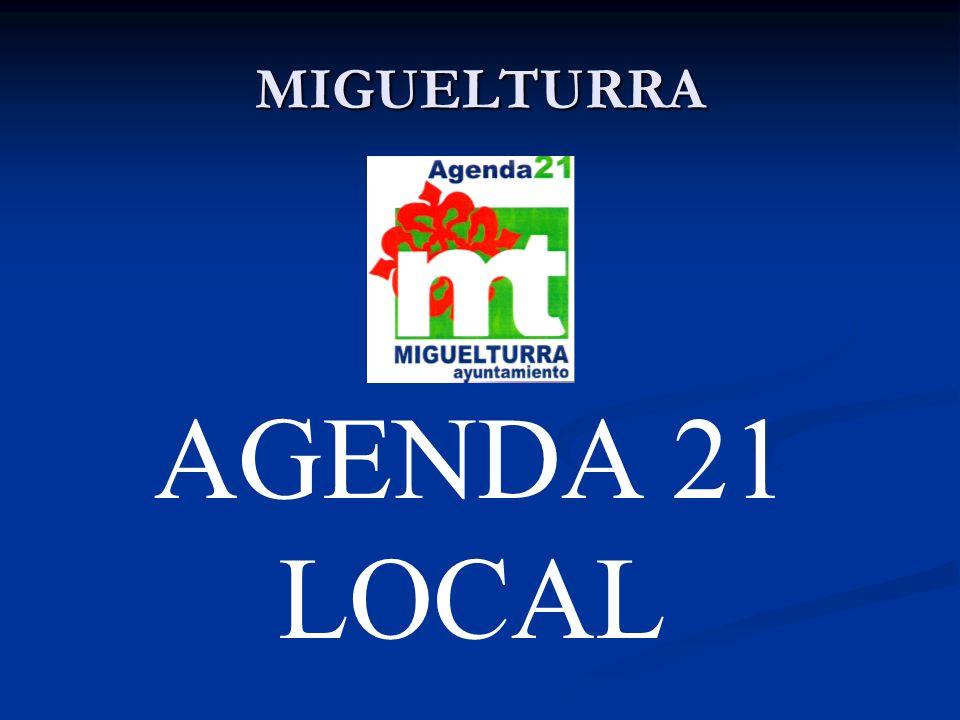 MIGUELTURRA AGENDA 21 LOCAL