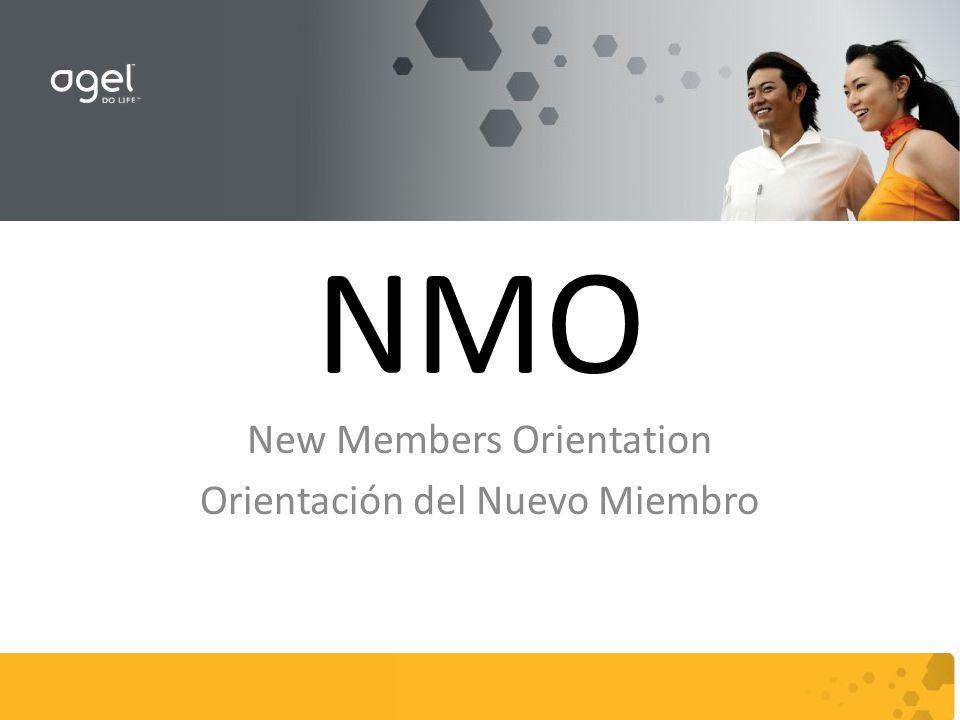 New Members Orientation Orientación del Nuevo Miembro