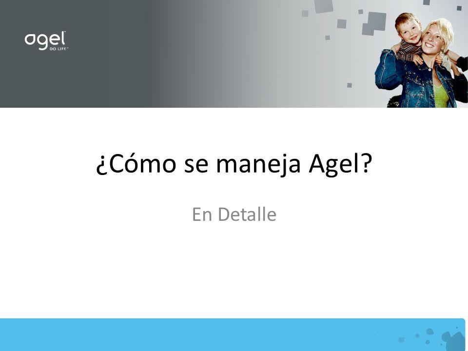 ¿Cómo se maneja Agel En Detalle