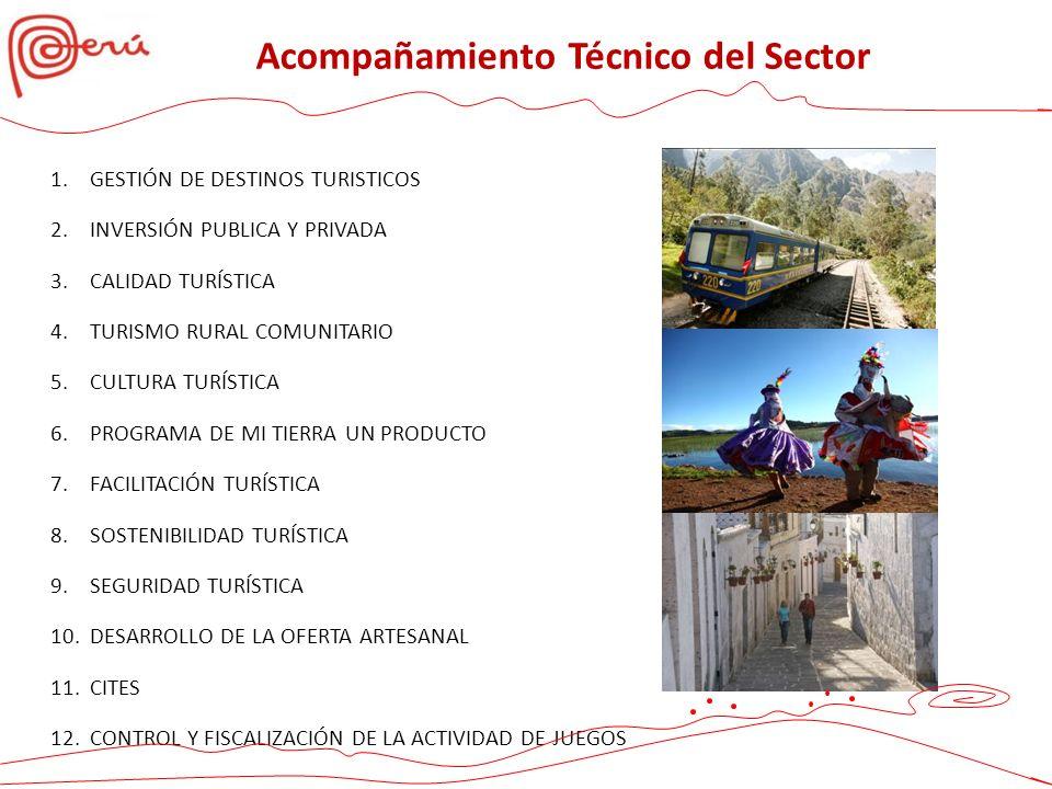 Acompañamiento Técnico del Sector