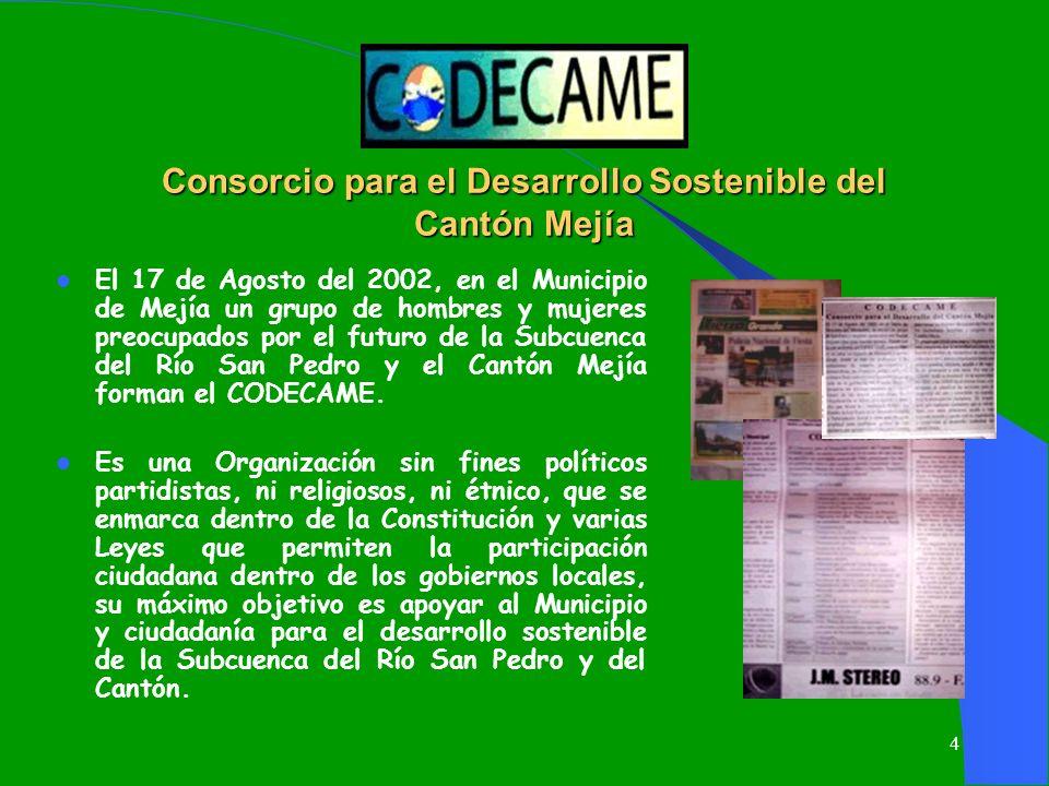 Consorcio para el Desarrollo Sostenible del Cantón Mejía