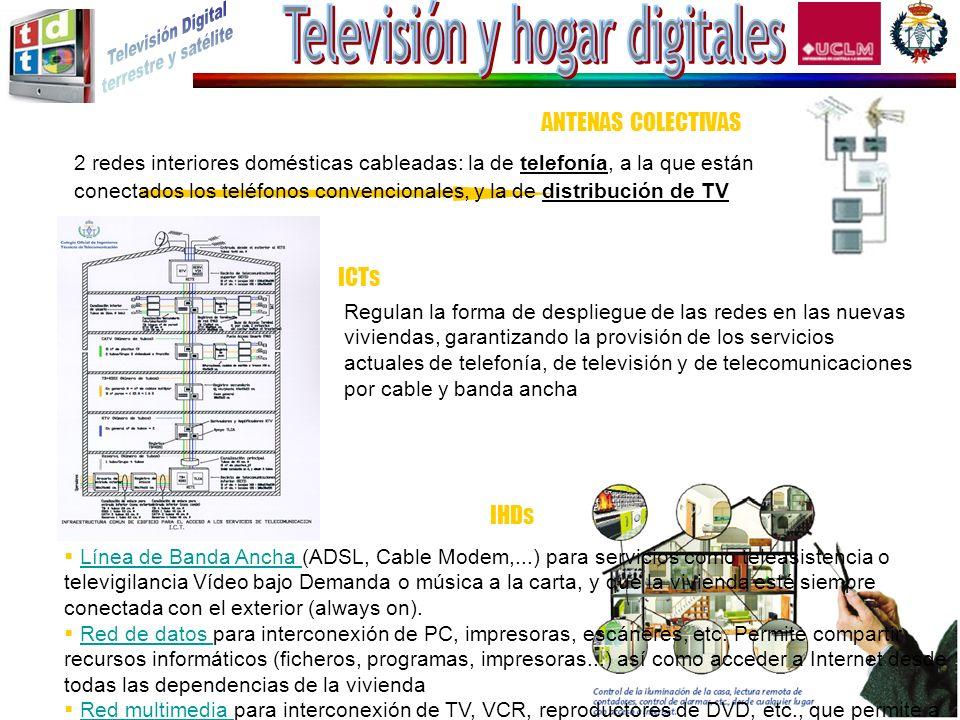Televisión y hogar digitales