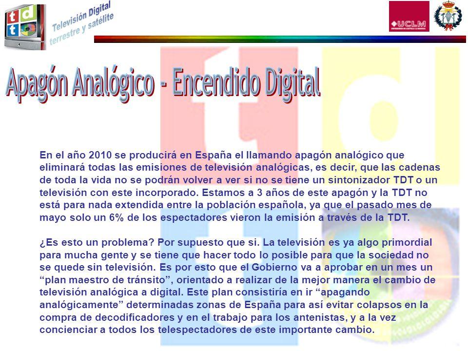 Apagón Analógico - Encendido Digital