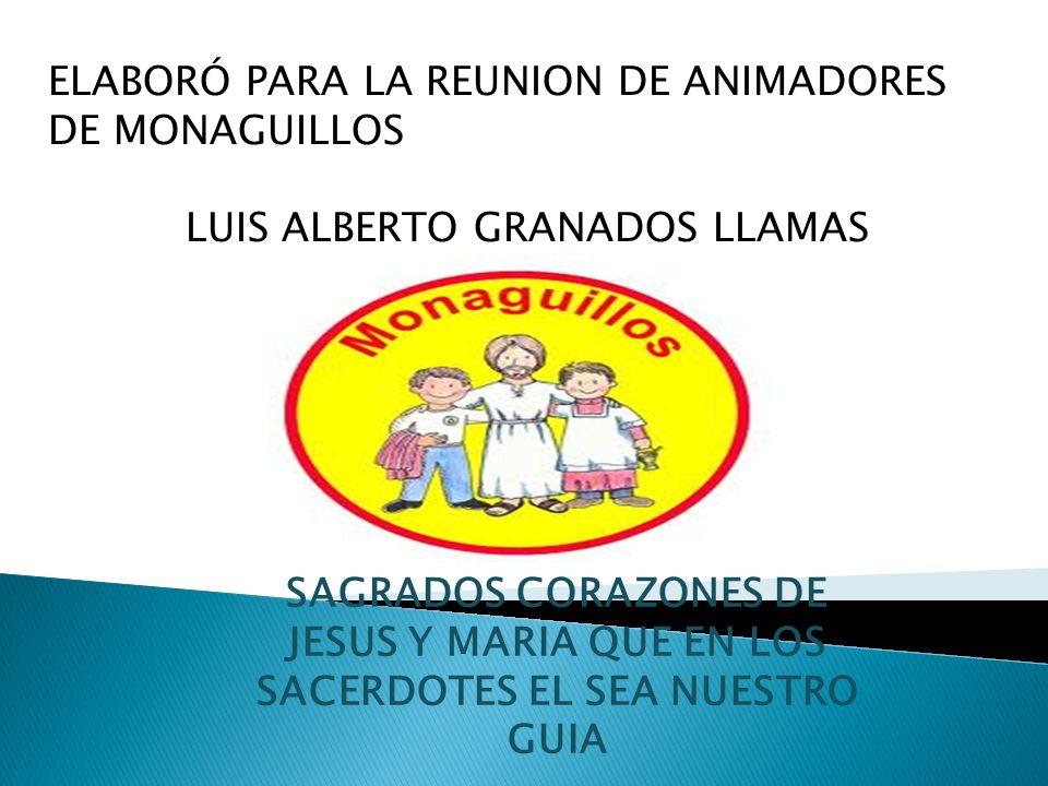 LUIS ALBERTO GRANADOS LLAMAS