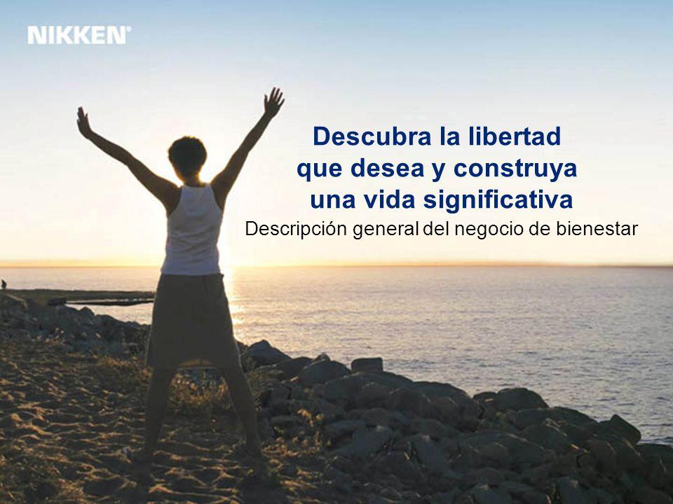 Descubra la libertad que desea y construya una vida significativa