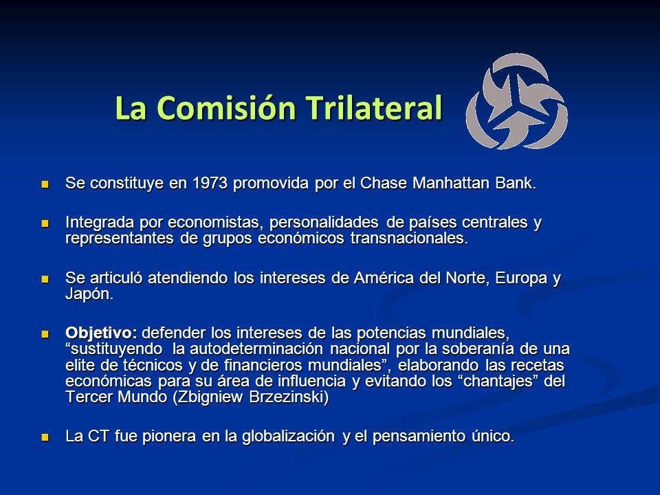 La Comisión Trilateral