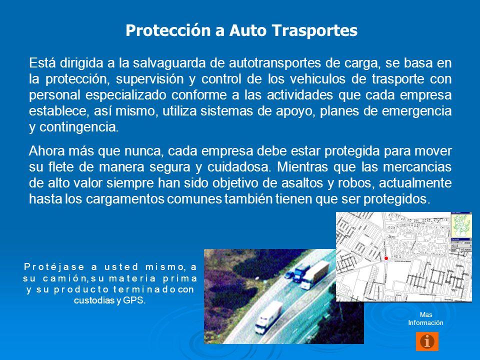 Protección a Auto Trasportes