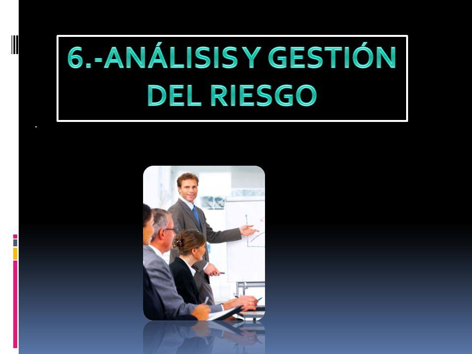 6.-aNÁLISIS Y GESTIÓN DEL RIESGO